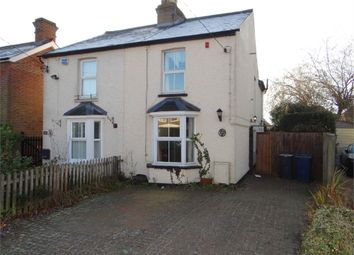 Thumbnail 3 bed semi-detached house for sale in High Street, Prestwood, Buckinghamshire