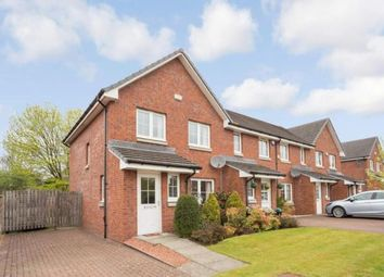Thumbnail 3 bed end terrace house for sale in Springfield Gardens, Glasgow, Lanarkshire