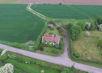 Thumbnail 4 bed detached house for sale in Bank House, Wainfleet Bank, Wainfleet, Skegness