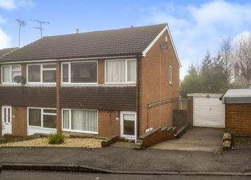 Thumbnail 3 bed semi-detached house for sale in The Dell, Kirkby-In-Ashfield, Nottingham, Nottinghamshire