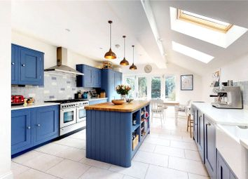Thumbnail 4 bed detached house for sale in Burrard Road, West Hampstead