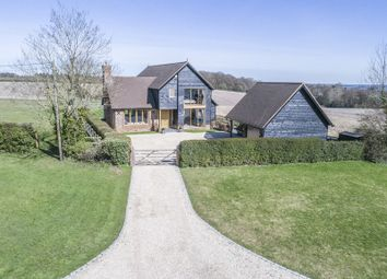 Thumbnail 4 bed detached house for sale in Copy Green, Marlow