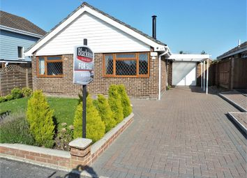 Thumbnail 3 bed detached bungalow for sale in Knights Road, Bearwood, Bournemouth