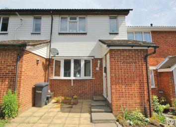 Thumbnail 1 bedroom maisonette for sale in Rochford Close, Turnford, Broxbourne, Hertfordshire
