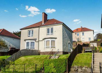 Thumbnail 2 bedroom semi-detached house for sale in Drumbottie Road, Springburn, Glasgow