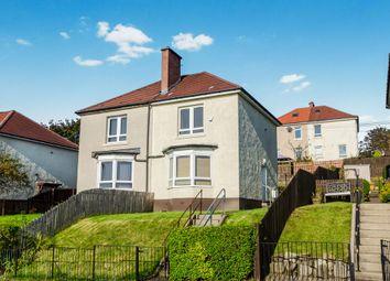 Thumbnail 2 bed semi-detached house for sale in Drumbottie Road, Springburn, Glasgow