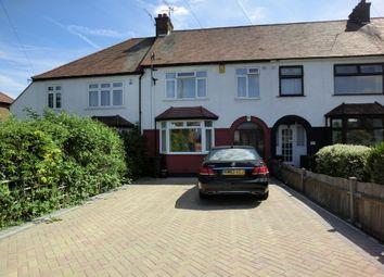 Thumbnail 3 bedroom terraced house to rent in Whitehill Lane, Gravesend