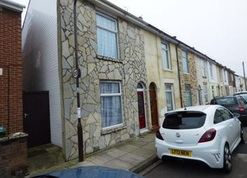 Thumbnail 3 bedroom end terrace house for sale in Balliol Road, Portsmouth