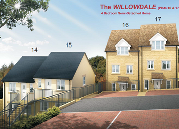 Thumbnail 4 bed semi-detached house for sale in Blenheim Rise, Randwick, Stroud, Gloucestershire