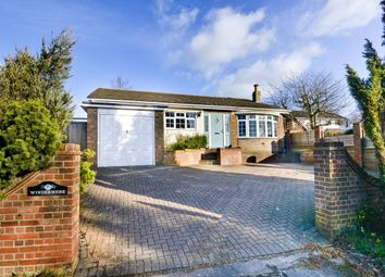 Thumbnail 3 bed bungalow for sale in The Village, Little Hallingbury, Bishop's Stortford