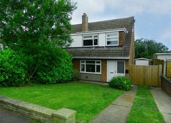 Thumbnail 3 bed semi-detached house for sale in Raylawn Street, Mansfield