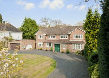 Thumbnail 5 bed detached house for sale in Linksway, Northwood