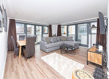 Thumbnail 2 bed flat to rent in Wood Wharf Apartments, Greenwich