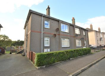 Thumbnail 2 bed flat for sale in 77 Barrie Terrace, Ardrossan