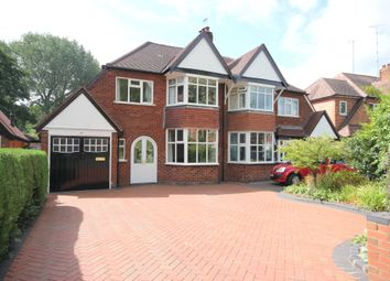 Thumbnail 3 bed semi-detached house for sale in Ladbrook Road, Solihull
