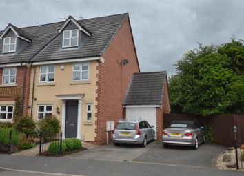 Thumbnail 4 bed semi-detached house for sale in Ecclesbourne Meadows, Duffield, Belper
