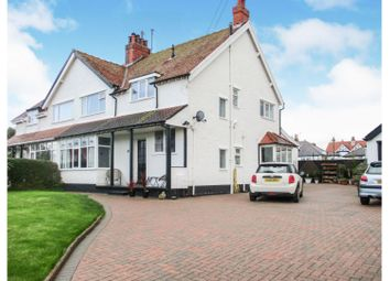 Thumbnail 4 bed semi-detached house for sale in Church Drive, Rhos On Sea