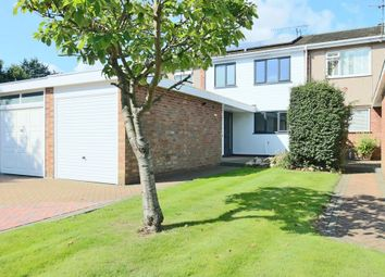 Thumbnail 3 bed terraced house for sale in Mill Lane Close, Broxbourne