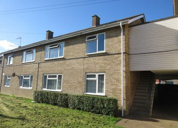Thumbnail 2 bed flat for sale in Marshalls Way, Farcet, Peterborough