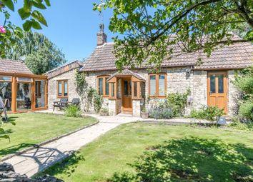 Thumbnail 2 bed detached bungalow for sale in School Lane, Luckington, Chippenham