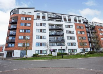 Thumbnail 2 bed flat for sale in Upper Charles Street, Camberley