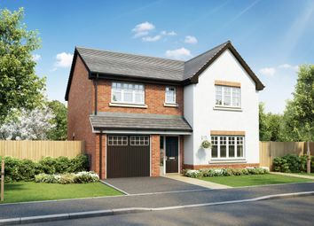 Thumbnail 4 bed detached house for sale in Meadow Gate, Thornton Cleveleys