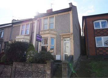 Thumbnail 2 bed end terrace house for sale in West Street, Bedminster