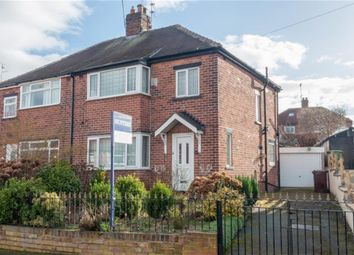 Thumbnail 3 bedroom semi-detached house for sale in Gotts Park Crescent, Armley