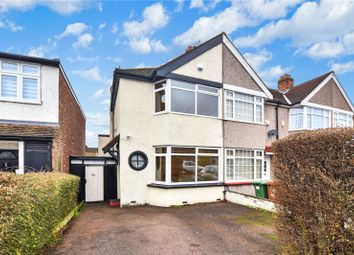 Thumbnail 2 bed end terrace house for sale in Crofton Avenue, Bexley, Kent