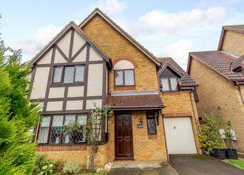 Thumbnail 4 bed detached house for sale in West End, Peterborough, Cambridgeshire