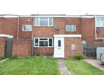 Thumbnail 2 bed town house for sale in Azalea Walk, Burbage, Hinckley
