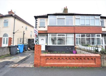 Thumbnail 3 bed semi-detached house for sale in Clegg Avenue, Cleveleys, Thornton Cleveleys, Lancashire