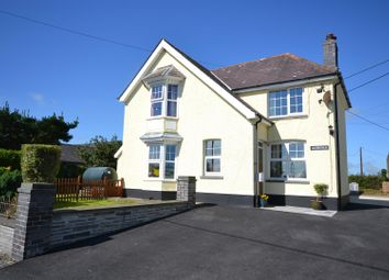 Thumbnail 4 bedroom detached house for sale in Blaenannerch, Cardigan