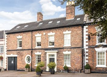 Thumbnail 5 bed terraced house for sale in Barker Street, Nantwich, Cheshire
