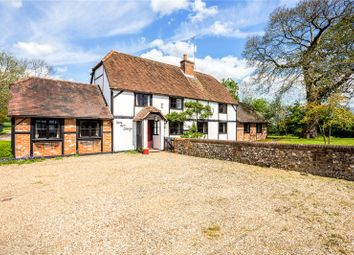 Thumbnail 4 bed detached house for sale in Blounts Court Road, Peppard Common, Henley-On-Thames, Oxfordshire