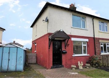 Thumbnail 2 bed semi-detached house for sale in Henshaw Crescent, Leeds