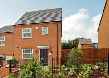 "Thumbnail 3 bedroom terraced house for sale in ""Wessex"" at Martins Hill Street, Dudley"