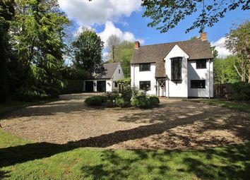 Thumbnail 3 bed detached house for sale in Tidmarsh Road, Pangbourne, Reading