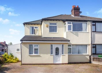 Thumbnail 4 bed semi-detached house for sale in Mossville Road, Liverpool