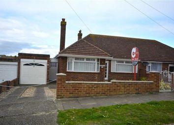 Thumbnail 2 bedroom semi-detached bungalow for sale in Hawes Avenue, Ramsgate, Kent