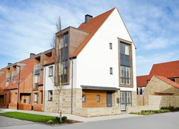 "Thumbnail 4 bed end terrace house for sale in ""Rose"" at Meadlands, York"