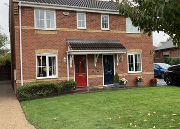 Thumbnail 3 bed semi-detached house to rent in Ludgrove Way, Stafford