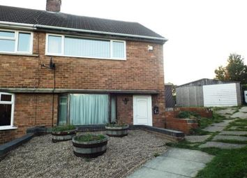 Thumbnail 2 bed semi-detached house for sale in Nesfield Close, Newbold, Chesterfield, Derbyshire