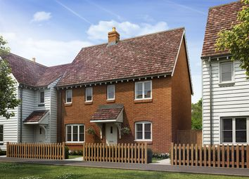 "Thumbnail 3 bed detached house for sale in ""The Clayton/Clayton Corner"" at Station Road, Northiam, Rye"