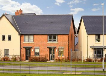 Thumbnail 2 bedroom terraced house for sale in Duddell Street, Lawley Village, Telford