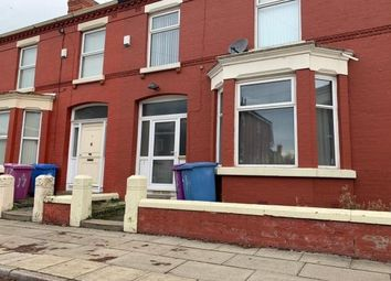 Thumbnail 4 bed property to rent in Lidderdale Road, Wavertree, Liverpool