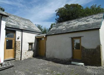 Thumbnail 1 bed semi-detached house to rent in Kingford Farm, Pancrasweek, Devon