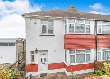 Thumbnail 3 bed semi-detached house for sale in May Road, Rochester, Kent, England