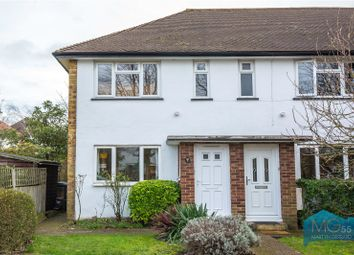 Thumbnail 2 bed flat for sale in Cromwell Close, East Finchley, London