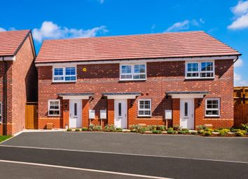 "Thumbnail 2 bed terraced house for sale in ""Washington"" at Weston Hall Road, Stoke Prior, Bromsgrove"